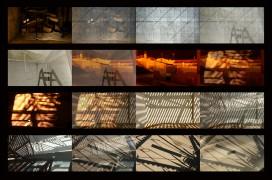 Kante durch Sonne #1, 2016, Stills aus Video